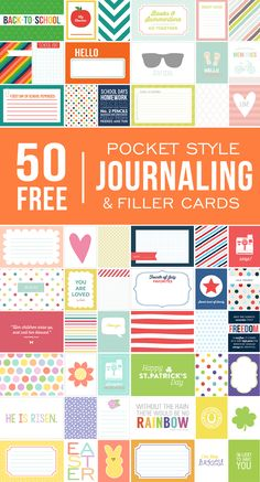 New Year's Resolution for journaling. Free journaling printables.