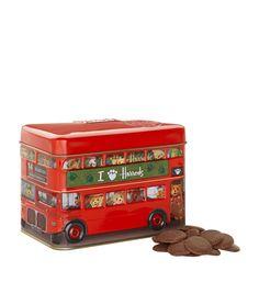 Harrods London Bus Sweet Tin (200g) | Harrods.com