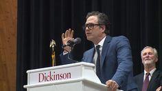 Mark Ruffalo Speech at Dickinson College 2015 Commencement