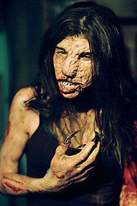 Ginger snaps 2... Female Werewolves, Vampires And Werewolves, Horror Art, Horror Movies, Ginger Snaps Movie, Something Scary, Zombie Monster, Prosthetic Makeup, Monster Makeup