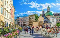 Krakov je vďaka svojmu historickému jadru najnavštevovanejším poľským mestom. A vy budete ubytovaní priamo v jeho srdci! Hotel Fortuna totiž leží rovno v centre Krakova. Tešte sa tiež na bohaté raňajky formou bufetu.