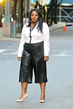 4 Plus Size Fashion Bloggers Show Us How To Incorporate Trends Into Work Wear