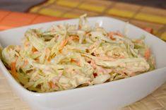 Jarný šalát s majonézou, vhodný aj ku grilovanému mäsu Eclairs, Naan, Pickles, Potato Salad, Cabbage, Potatoes, Vegetables, Ethnic Recipes, Food