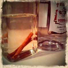 Cinnamon Infused Vodka
