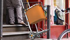quirky - Go Caddy Folding Shopping Cart