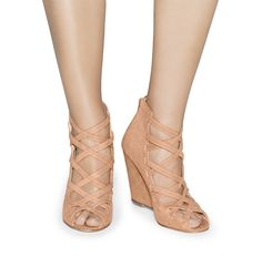 Love these! Nothing like nude-color heels to make your legs look long and lean!!