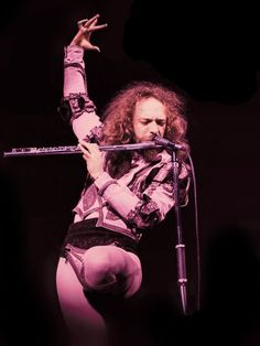 Ian Anderson from Jethro Tull -   One of the BEST Musicians of all time!