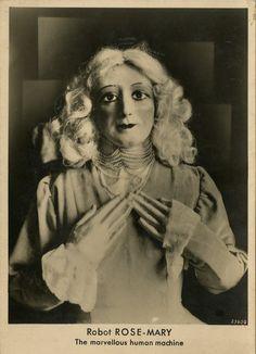 Will Mackford. Robot Rose-Marie. 1925.