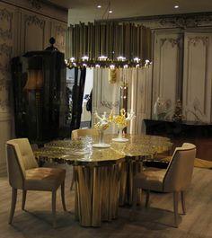 Maison et Objet 2015 by @delightfulll Mid-century Modern Design http://www.delightfull.eu/en/projects.php