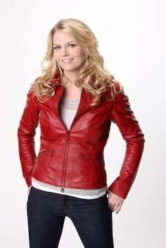 """Jennifer Morrison as Emma Swan from ABC's """"Once Upon a Time"""""""