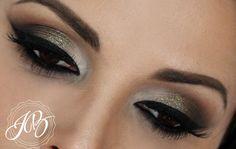 Maquiagem com Reflects Antique Gold MAC : Blog Juliana Balduino