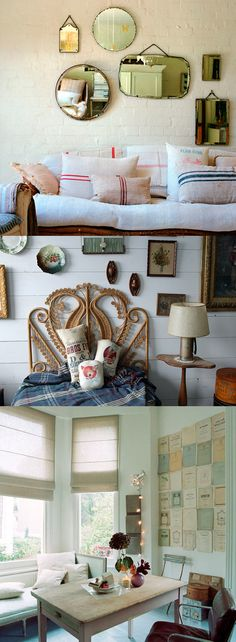 Vintage French Home
