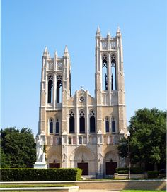 First United Methodist Church Fort Worth, Texas