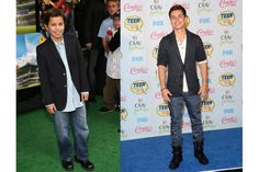 Disney Channel Stars Then And Now - Disney Channel Original Movie Stars - Seventeen Jake T. Disney Channel Original, Disney Channel Stars, Disney Stars, Original Movie, Zac Efron, Jake T Austin, Girl Meets World, Boy Meets, Celebrities Then And Now