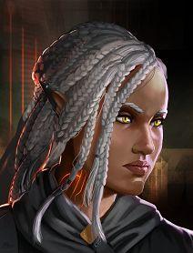 "tabletop-rpgs: "" More of Shadowrun: Hong Kong's Female Elf Character Portraits "" Shadowrun Portrait Posts Fantasy Races, Fantasy Rpg, Medieval Fantasy, Female Wizard, Female Elf, Elf Characters, Fantasy Characters, Character Concept, Character Art"