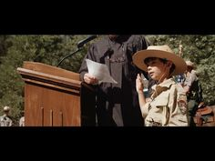 Gabriel's Wish to Be a Yosemite Park Ranger - YouTube