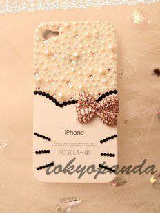 【日本未入荷】iPhone5/4sケース デコケース ブランド 0046