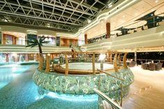 MSC Fantasia - I Tropici, Covered Pool