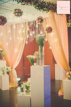 So soft light .✨Portfolio by Vogue Luxury Weddings & Occasions, Goa