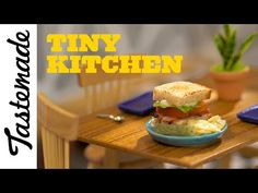 Tiny BLT Sandwich | Tiny Kitchen - YouTube