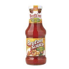 Bautzner Brutzel Sauce Zigeuner (250 ml)
