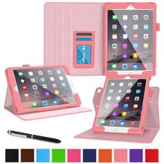 roocase Dual View Case for Apple iPad Air 2 #RC-APL-AIR2-DV