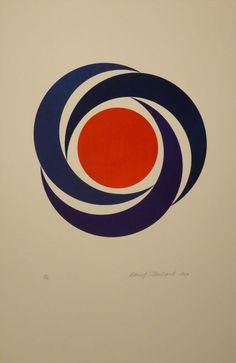 Hans Rudolf Bosshard, 1960