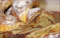 Treccia alle noci o nocciole o Nusszopf, ricetta Alto Adige