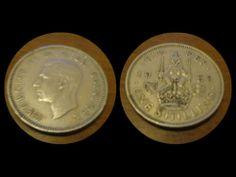 Moneta 1 Scellino Anno 1950 - Regno Unito -Coin 1 Shilling 1950 - United Kingdom
