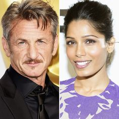 Love Notes: Is Sean Penn Dating Freida Pinto?