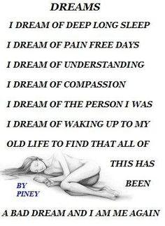 Fibromyalgia, Chronic Pain, Autoimmune Diseases, Raynaud's, Celiacs, Erythema Nodosum, IBS, Chronic Fatigue.....
