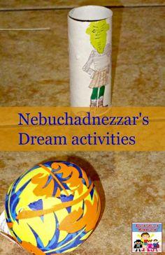 Nebuchadnezzar's Dream activities