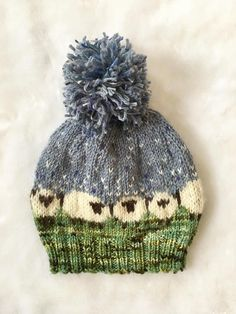0e58d1e6287 76 Best Fair isle hats loopsnswoops images