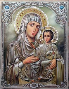 Byzantine Icons, Religious Icons, Blessed Mother, Princess Zelda, Disney Princess, Mother Mary, Madonna, Disney Characters, Fictional Characters
