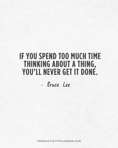 Get it done! #beproductive