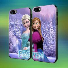 Disney Frozen Anna And Elsa Couple Frozen 2 by laskarspelangi, $31.89