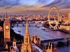 United Kingdom - England (London - Part 1) #Europe #EU #UnitedKingdom #UK #London #Britain #British