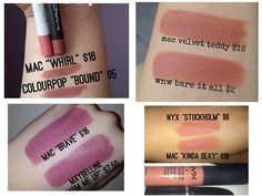 40 Awesome mac whirl lip liner and lipstick images