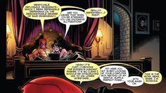 Shiklah and Deadpool