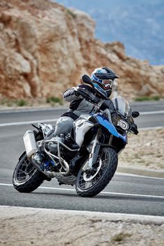 2017 BMW Gets Upgrades, And a Little Rallye - Motos - Motorrad Triumph Motorcycles, Street Motorcycles, Gs 1200 Adventure, Adventure Tours, Nitro Circus, Monster Energy, Gs 1200 Bmw, Nine T Bmw, Motocross