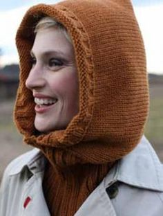 Free Knitting Pattern Hooded Neck Warmer : 1000+ images about Crochet & Knit Cowls, Scarves, & Neck ...