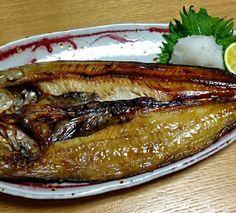 昨日の北海道展で買った根室のホッケの干物。気持ちお高めやったけど美味しい〜 乾杯〜 - 131件のもぐもぐ - 酒のアテ by tanuko