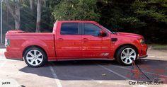 2008 Ford F150 Saleen Custom Pickup Trucks, Ford Pickup Trucks, Boy Toys, Toys For Boys, Ford F150 Harley Davidson, Custom F150, Ford F150 Fx4, Navara D40, Sport Trac