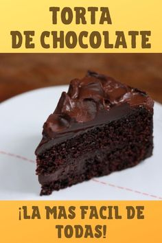 This time we will give you the secrets to prepare an easy chocolate cake. This recipe is the most exquisite on the planet. If you are fascinated by faciles gourmet de cocina de postres faciles pasta saludables vegetarianas Köstliche Desserts, Delicious Desserts, Dessert Recipes With Pictures, Homemade Cookbook, Fudge Cake, Chocolate Fudge, Cookie Recipes, Sweet Tooth, Bakery