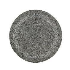 Plata moldeada manteles hogar decoraciones fiesta hecha a mano por el artesano: Amazon.es: Hogar