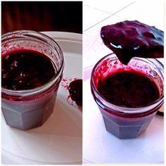 Strawberry blueberry jam