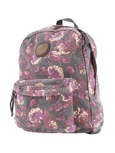Washed flower pattern  O'Neill Calder Backpack