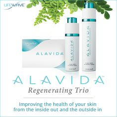 Independent Distributor of Aculife and Lifewave Patches: Science and Nature in Perfect Harmony Alavida takes an entirely new approach to skin care. Our scientifically proven formulas, which include a patented, proprietary form of phototherapy, improve the health of your skin—from the inside out and the outside in. From day one, Alavida provides immediate, long-lasting results that help beautify your skin's appearance and restore your youthful radiant glow. www.Lifewave.com/frankiemurphy