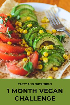The list features low-carb recipes, paleo recipes and oil free recipes. If you love avocado, and want to eat more of it, check out these vegan lunch recipes for meal planning and inspo today! Vegan Lunch Recipes, New Recipes, Healthy Recipes, Healthy Foods, Healthy Life, Vegan Challenge, Easy Chicken Dinner Recipes, Evening Meals, Going Vegan