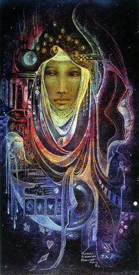 Fortuna, alias Castle of crossed Destiny, 1984, Susan Seddon Boulet